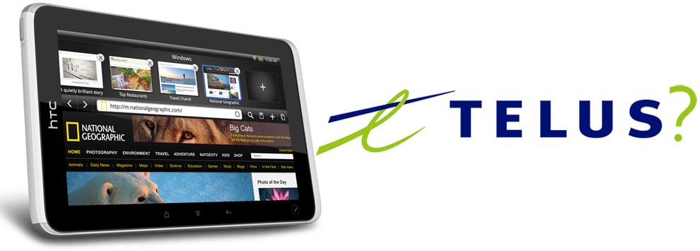 HTC Flyer Telus