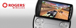 Xperia Play comes to Rogers