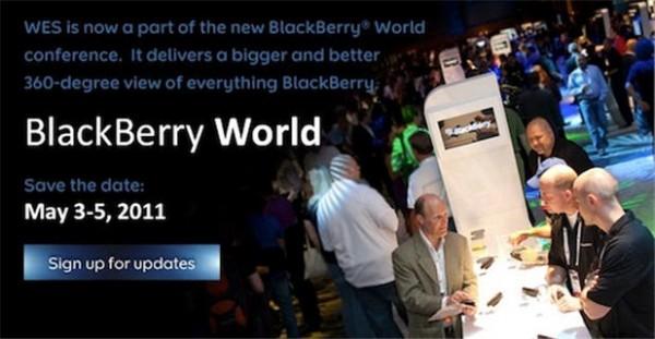 Blackberry World 2011