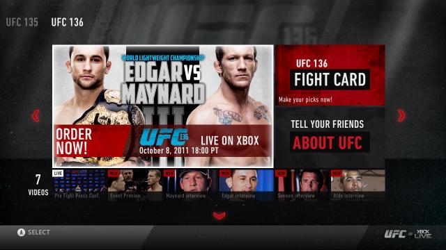 UFC 140