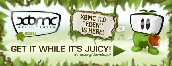 XBMC Eden