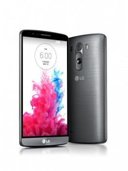 LG ELECTRONICS CANADA, INC. - LG debuts the all new G3