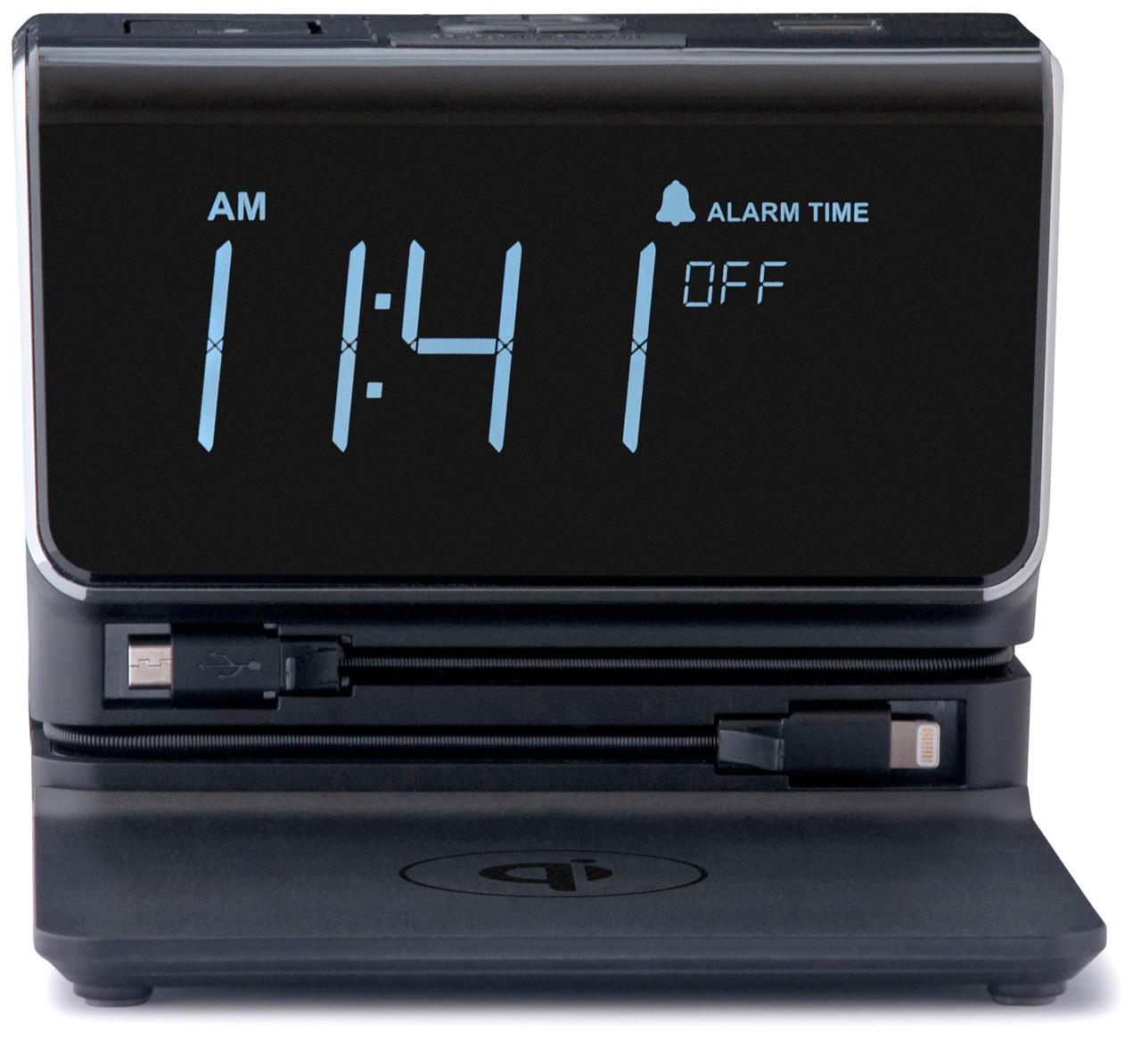 Kurrent is The Best Alarm Clock with Qi Wireless Charging   Tek Tok